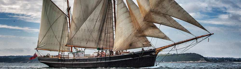 Tall Ship Taster Weekend on board Bessie Ellen