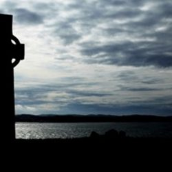 Cross at Iona