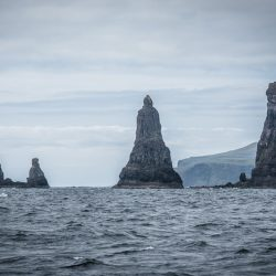 Stacks in Scotland