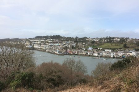 View over St. Mawes
